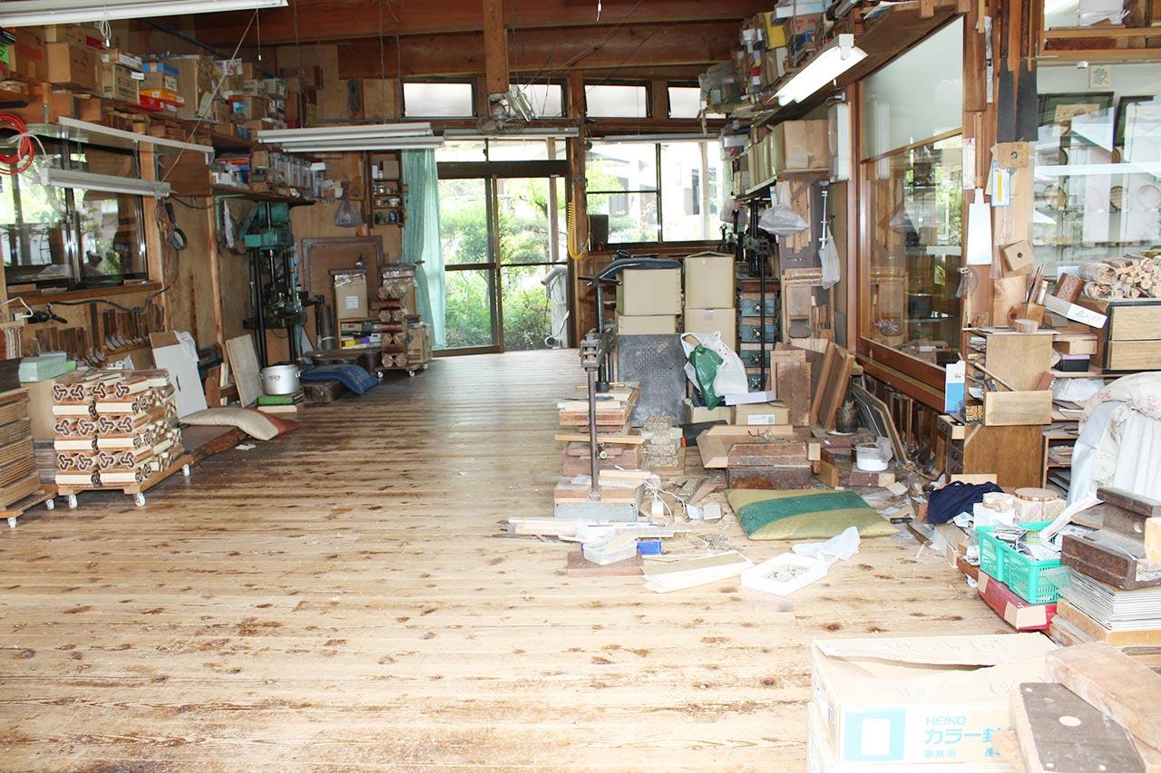 箱根寄木細工- 本間木工所・本間寄木美術館サイトトップ 寄木工房について